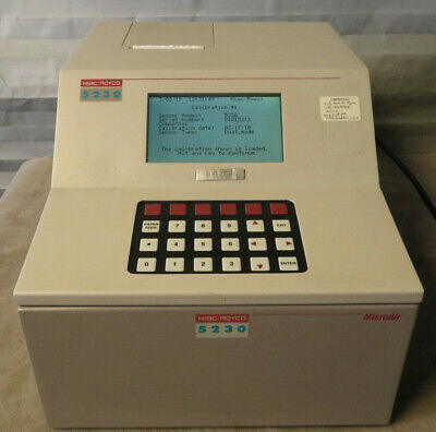 Hiacroyco 5230 Airborn Particle Counter