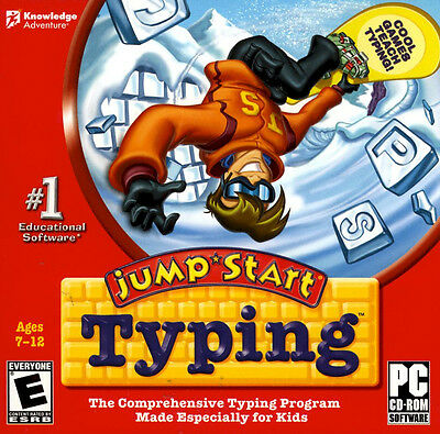 Jumpstart Typing Pc Learn How To Type For Kids Jump Start Keyboarding