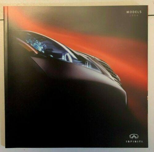 2006 Infiniti Full Line Brochure Catalog G35 Coupe Sedan M35 M45 Q45 FX35 QX56
