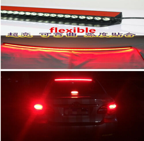 Universal Roofline LED Third Brake Light for Car Upper Above Rear Windshield