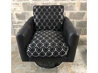 DFS Accent Swivel Chair