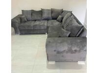 BRAND NEW LUXURY 5 SEAT VERONA CHESTERFIELD CORNER AND 3+2 SOFA SET AVAILABLE ORDER NOW