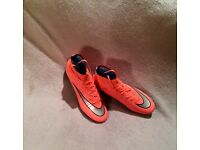 Football sock boots