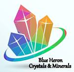 Blue Heron Crystals and Minerals
