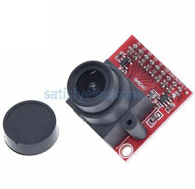 3.3v 2.0mp Ov2640 Mini Camera Shield Module Mini Diy Board For Arduino Uno New