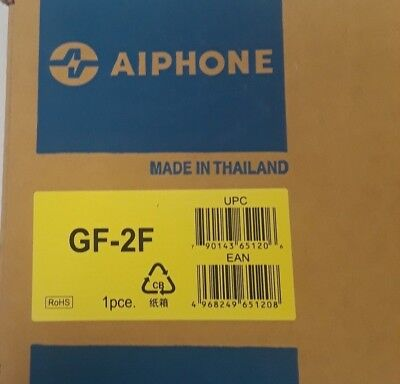 2 Module Front Frame (Aiphone GF-2F Two-Module Front Frame for GF and GT Series Modular Multi-Tenant )