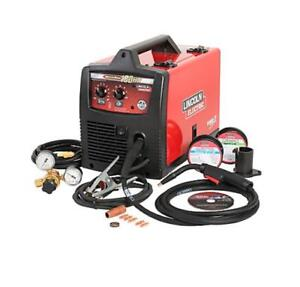 BRAND NEW Lincoln Electric Weld-Pak 180HD Wire Feed Welder