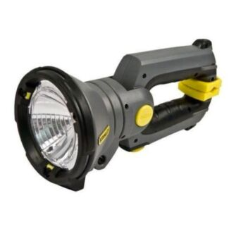 Brand New Stanley Builders Tool Heavy Duty Clamp Flash Light