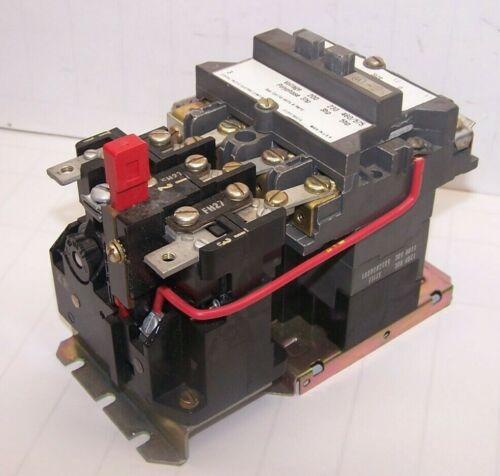 FPE SIZE 0 MOTOR STARTER 4204 CU03S-01 120 VAC 5 HP