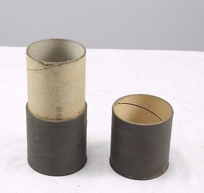 WWII U.S. Grenade Transportaion Canister (NO GRENADE)