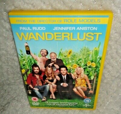 Wanderlust (DVD, 2012) Paul Rudd, Jennifer Aniston