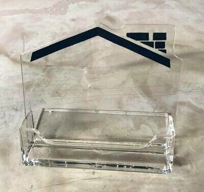 Sale 4 Pack House Shaped Business Card Holder Desktop