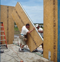 Custom Home Builder experienced with SIPs