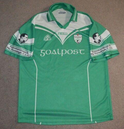 Fintona Pearses Fionntamhnach Gaelic Football Jersey O