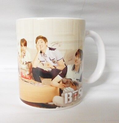 K-POP BTS Mug Cup Coffee Tea Milk Cup