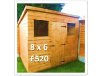 Darcy Sheds, Summerhouses, Outdoor Storage, Patios, Driveways