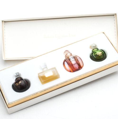 Christian Dior Parfum Mini Set Miniature Perfume Miss Tendre Poison Dune Vintage