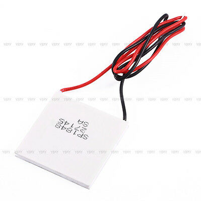 Thermoelectric Power Generator Peltier Module Teg 4040mm High Temperature Oe