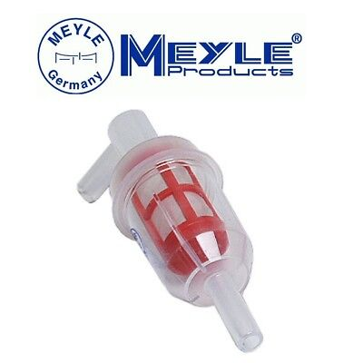 For Fuel Filter Clear 90 Degree Meyle For Mercedes W116 W123 240D 300D 300CD