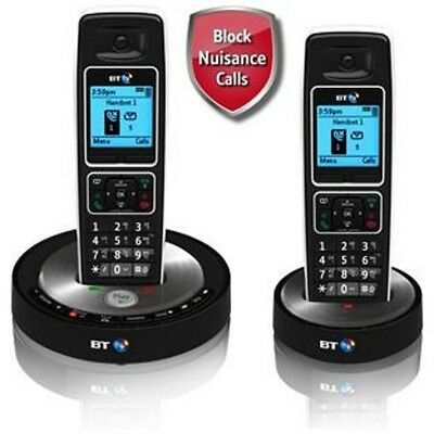 BT 6510 Twin Digital Cordless Telephone with Answering Machine & Speaker Phone