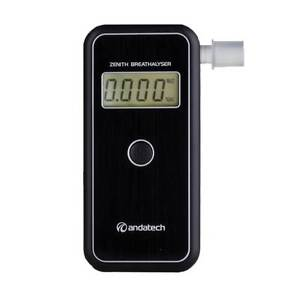 NEW Alcosense Zenith Personal Breathalyser with Replaceable Sens Silverwater Auburn Area Preview
