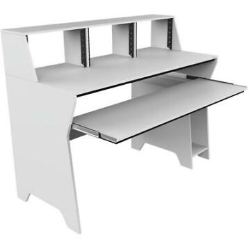 (B-Stock) Zomo Studio Desk Milano White professioneel...