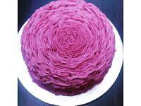 Homemade bespoke cakes & more