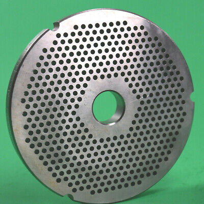 Size 42 X 18 Meat Grinder Disc Plate For Cabelas 1 34 Hp Biro Hobart