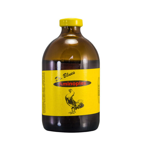 Aminoplex 100ml of Breco / Dr. Blues for chicken, roosters/poultry