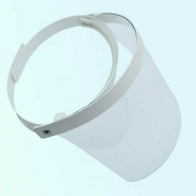 Faceshield Gesichtsmaske Visier Spuckschutz für Ärzte und Brillenträger klappbar