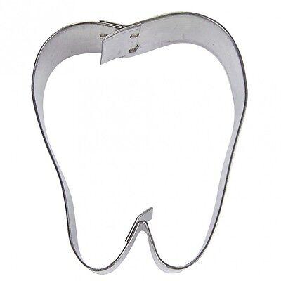Ausstecher / Ausstechform Zahn 6 cm
