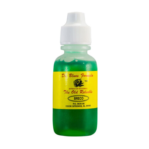 Nux Vomica Extract 1 ounce dropper of Breco / Dr. Blues