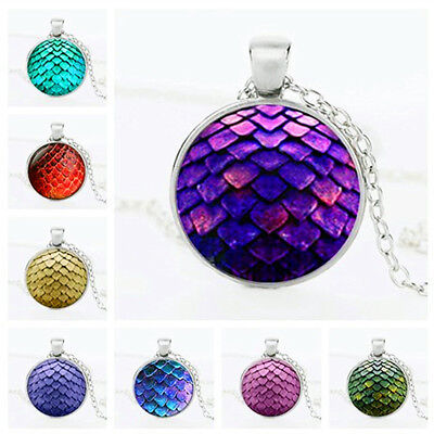 Wholesale,Glass Dome Necklace Dragon Egg Pendant Game of Thrones Dragon](Game Of Thrones Wholesale)