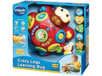 Vtech learning bug