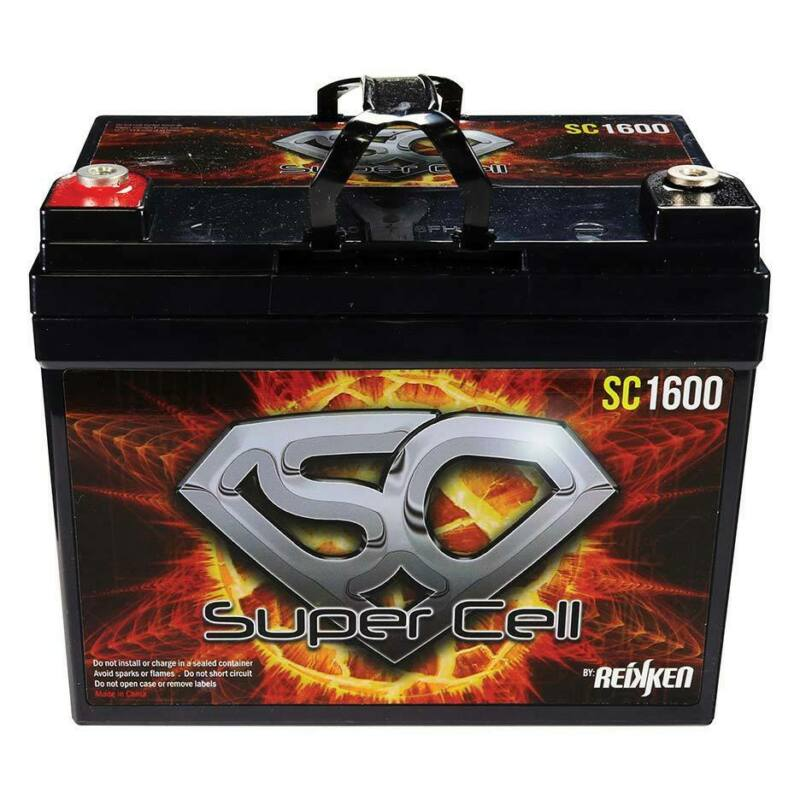 Energie Super Cell SC1600 1600 Watt Power cell