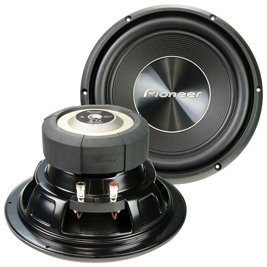"""NEW  10"""" Pioneer DVC Subwoofer Bass.Replacement Speakers."""