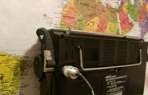 Shortwave & FM External Antenna for Realistic DX440 - 25