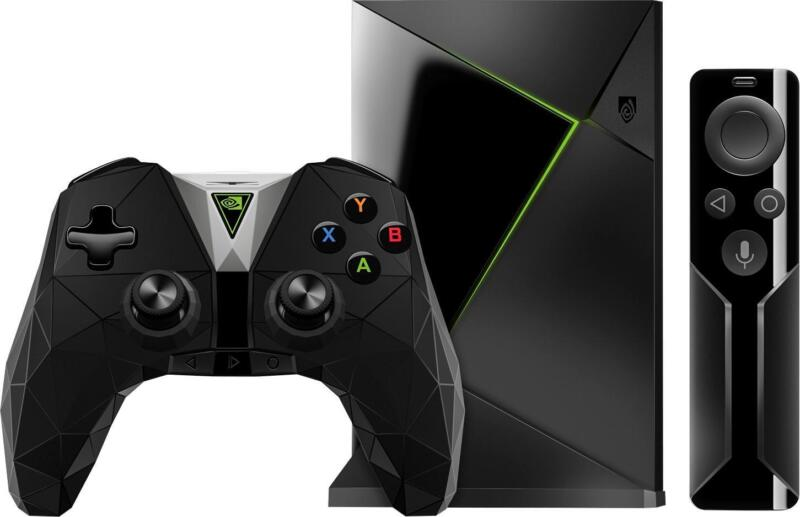 NVIDIA - SHIELD TV Gaming Edition 16GB Streaming Media Player with Controller...