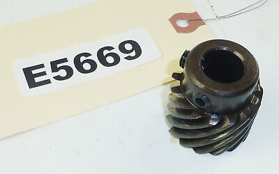 Boice Crane - Oscillating-rotary Spindle Drum Sander Parts Helical Gear
