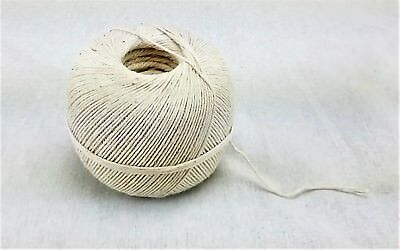 Butchers Twine 100%  Cotton 4-ply 840 foot roll