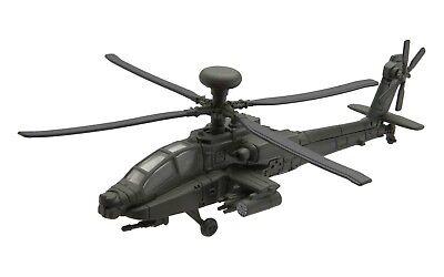 AH-64 Apache Helicopter Diecast Model Aeroplane Corgi Aviation Showcase CS90623