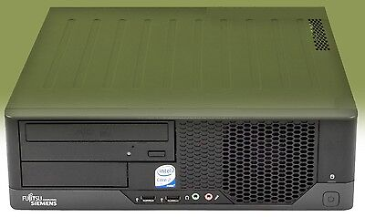 1X PC Fujitsu Siemens Esprimo E5730 2,93GHz Core 2 Duo 2GB DDR2 RAM