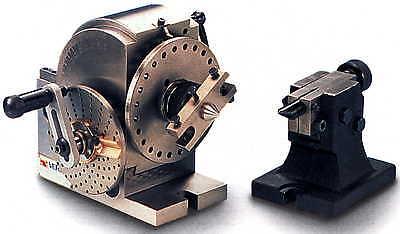 BS-0 Teilapparat Universal Teilkopf mit Indexeinrichtung, Reitstock