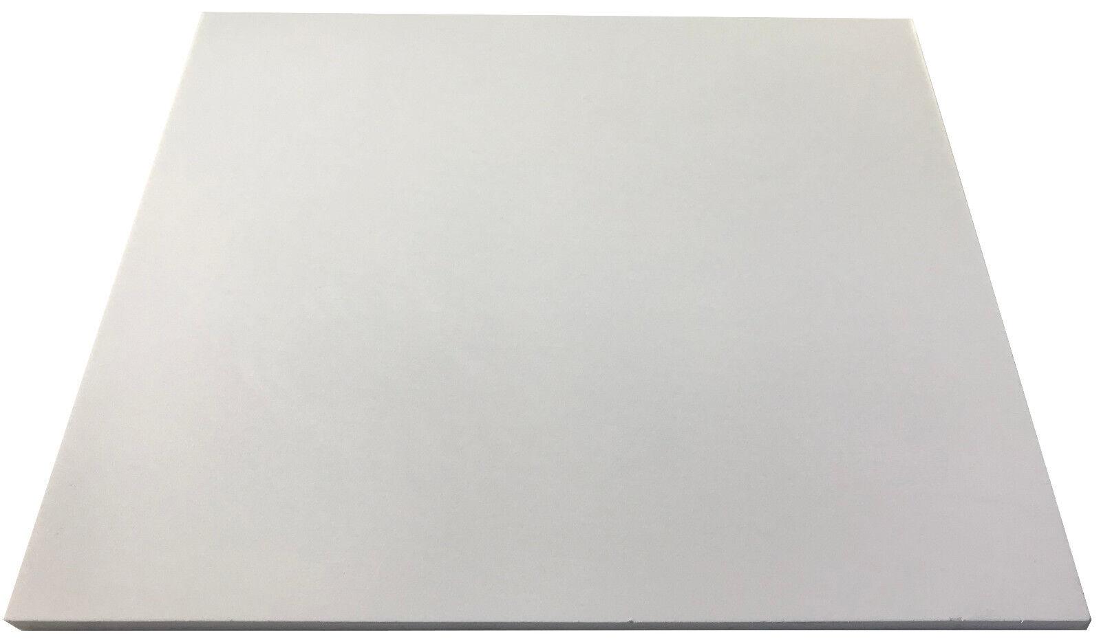 PVC Kunststoff Platte Hartschaumplatte Länge bis 3050 mm Breite bis1560 mm Forex