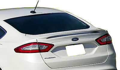 PAINTED ALL COLORS FORD FUSION SEDAN FACTORY STYLE SPOILER 2013 2018