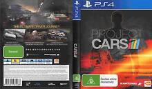 Project Cars (PS4, Play Station 4) Thornlie Gosnells Area Preview