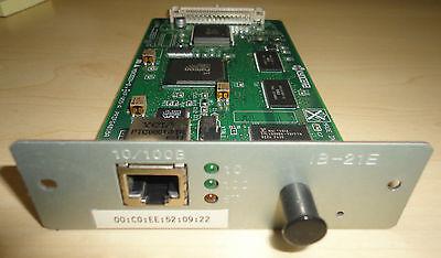Gebraucht, Kyocera IB-21 E Print Server10/100 B Netzwerkkarte Netzwerkadapter FS 1020 gebraucht kaufen  Dortmund