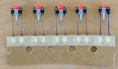 5pcs Mini Momentary Spst Tactile Click Push Button Switch Fast Usa Shipping