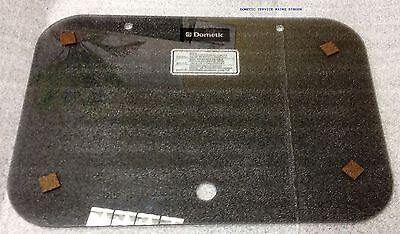 Glasabdeckung DOMETIC Cramer  Kocher 2-Flammig 295 x 425mm   407144208
