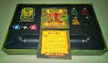 The Pirates of the Caribbean DVD Treasure Hunt Board Game Golden Grove Tea Tree Gully Area Preview